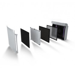 Комплект филтри за въздухоочистител AC 16 EHCI